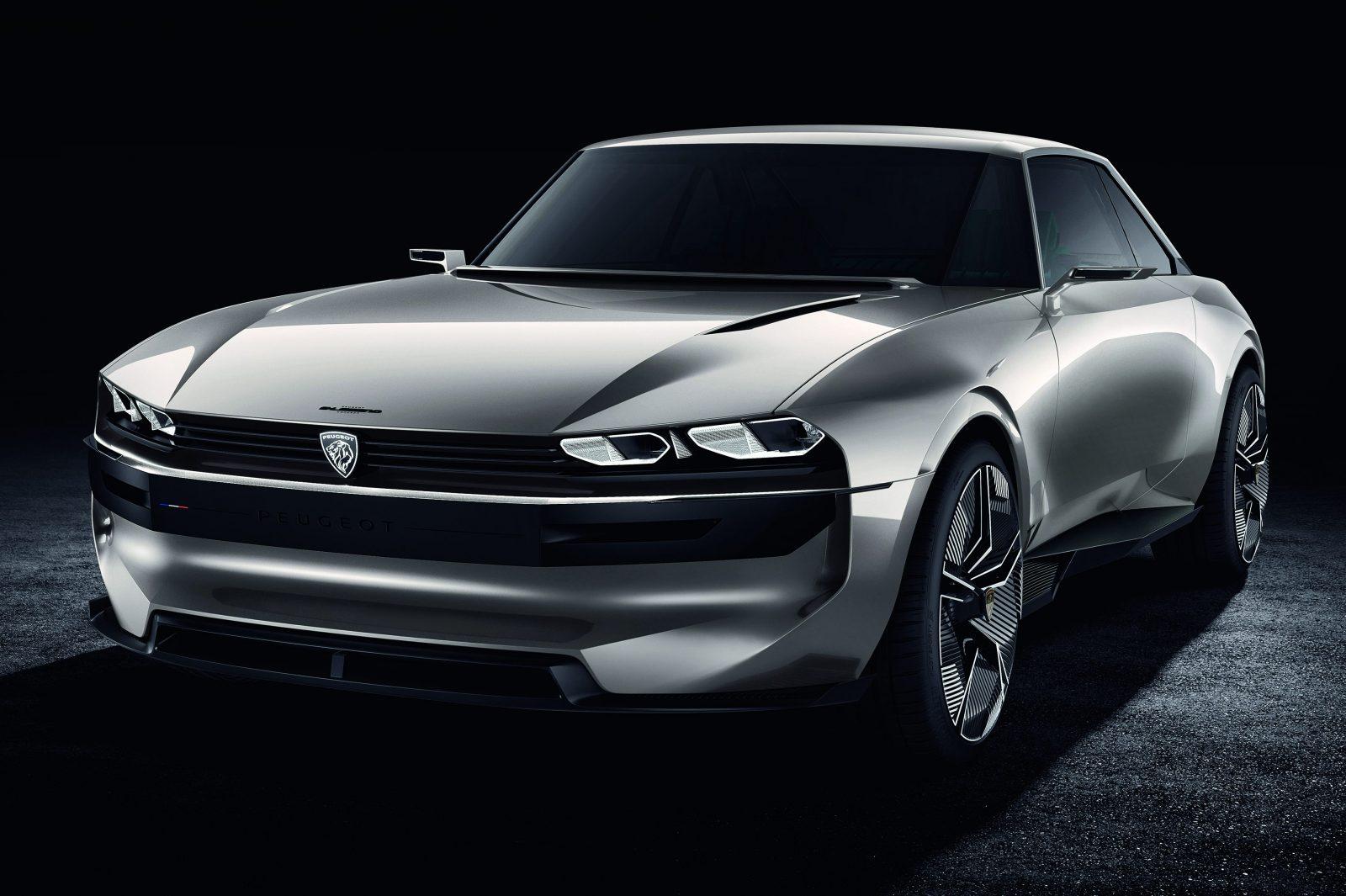Peugeot e-Legend antecipa o salto tecnológico que os carros terão em breve