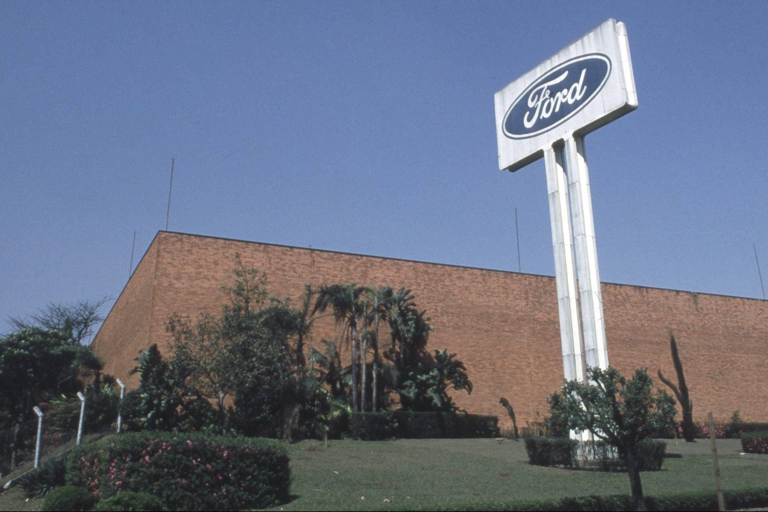 fábrica ford taboão