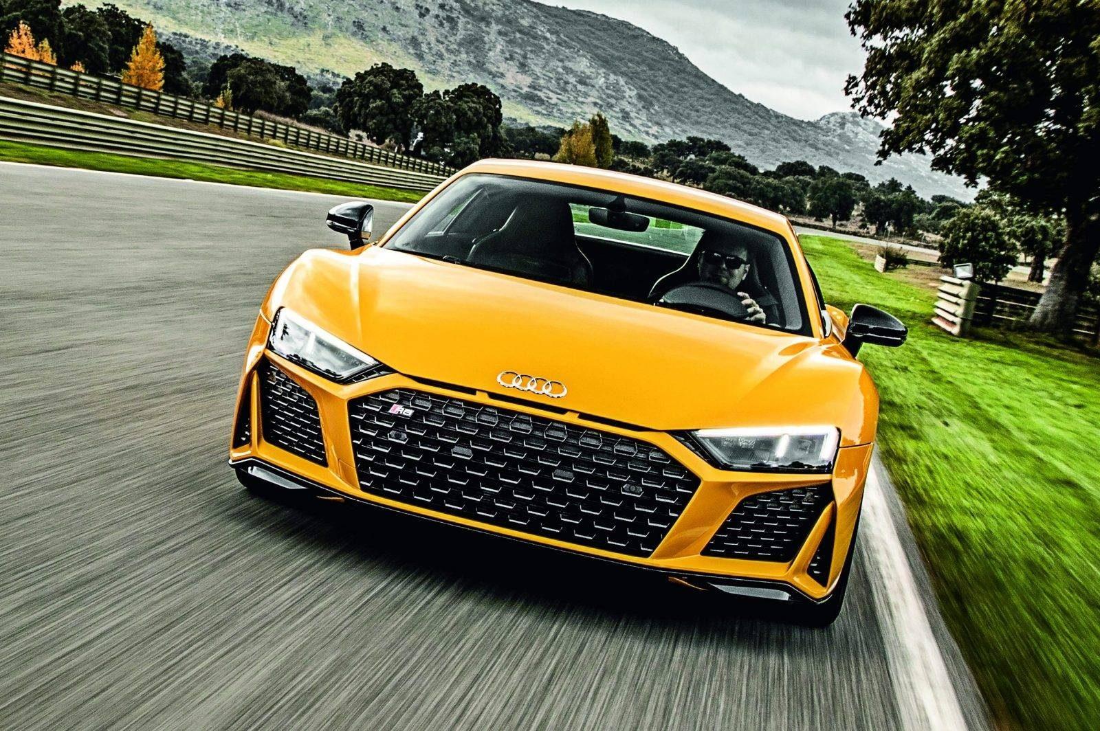 Audi R8 Deve Virar Esportivo Hibrido Mas Sem Perder O Motor V10 Ufa Quatro Rodas