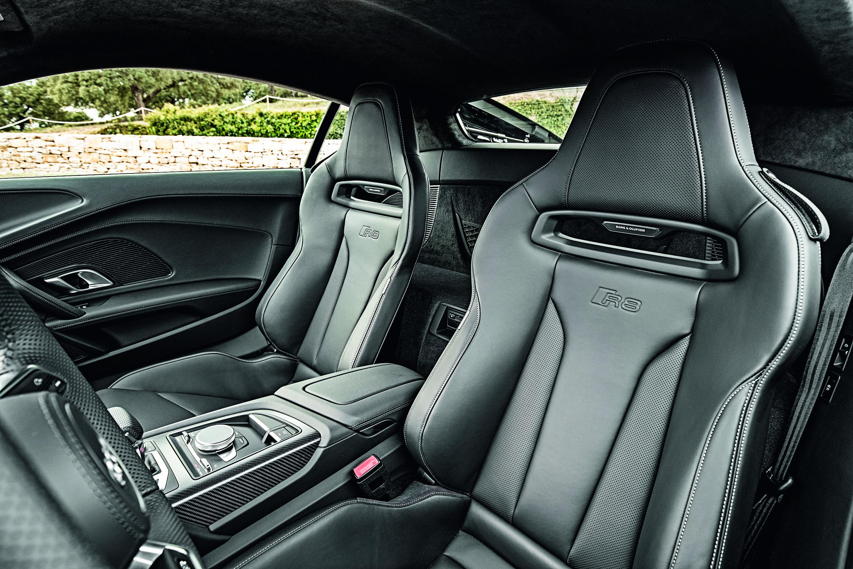 Impressoes Novo Audi R8 Pode Ser O Ultimo Com Motor A Combustao Quatro Rodas