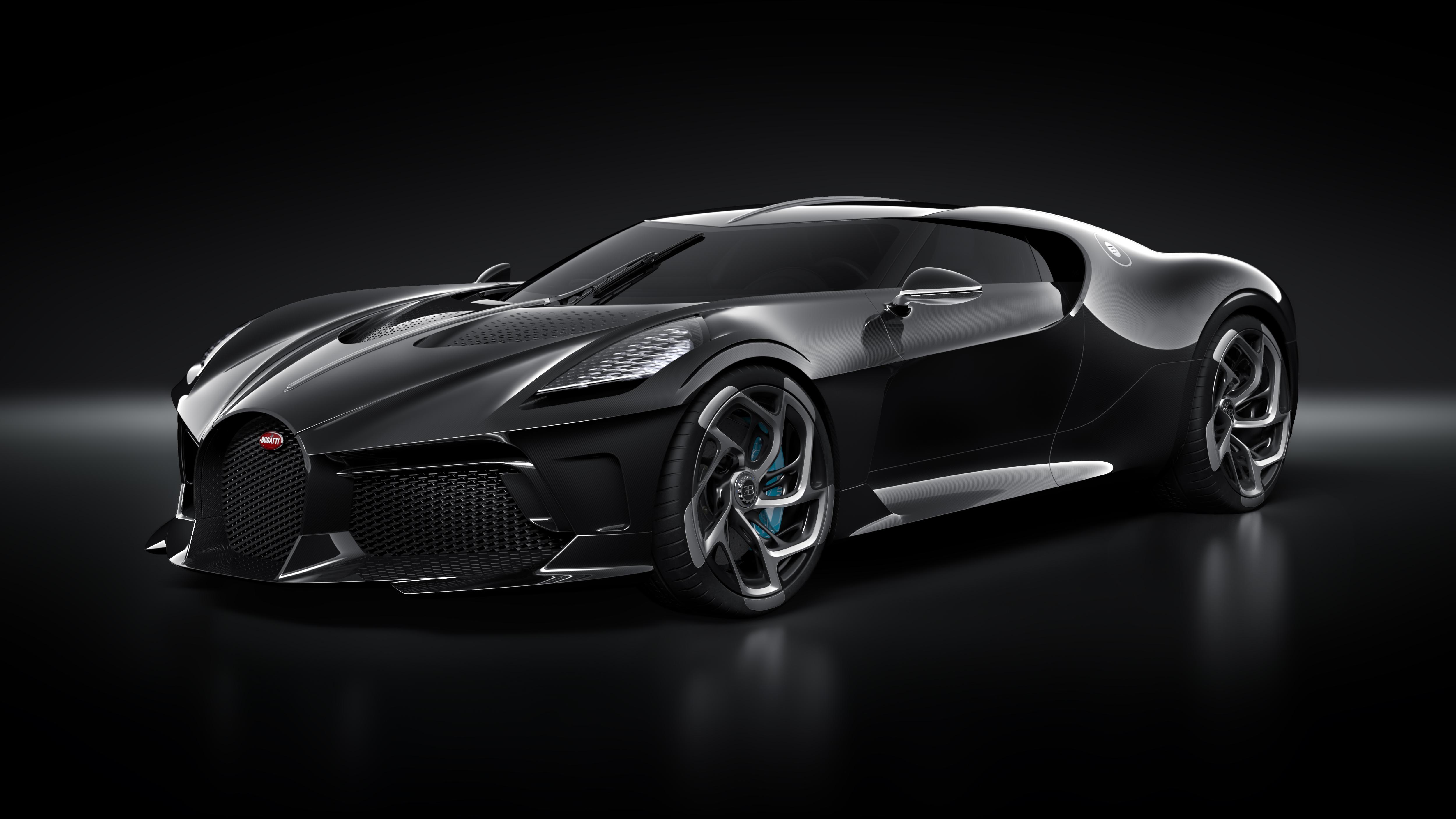 Bugatti La Voiture Noire é o novo carro mais caro do mundo: R$ 47 ...
