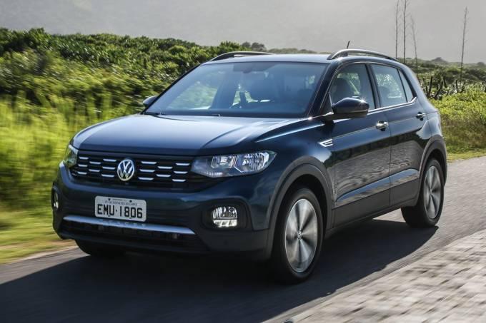 Volkswagen T-Cross Comfortline 200 TSI
