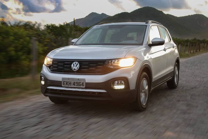 Volkswagen T-Cross 200 TSI Manual