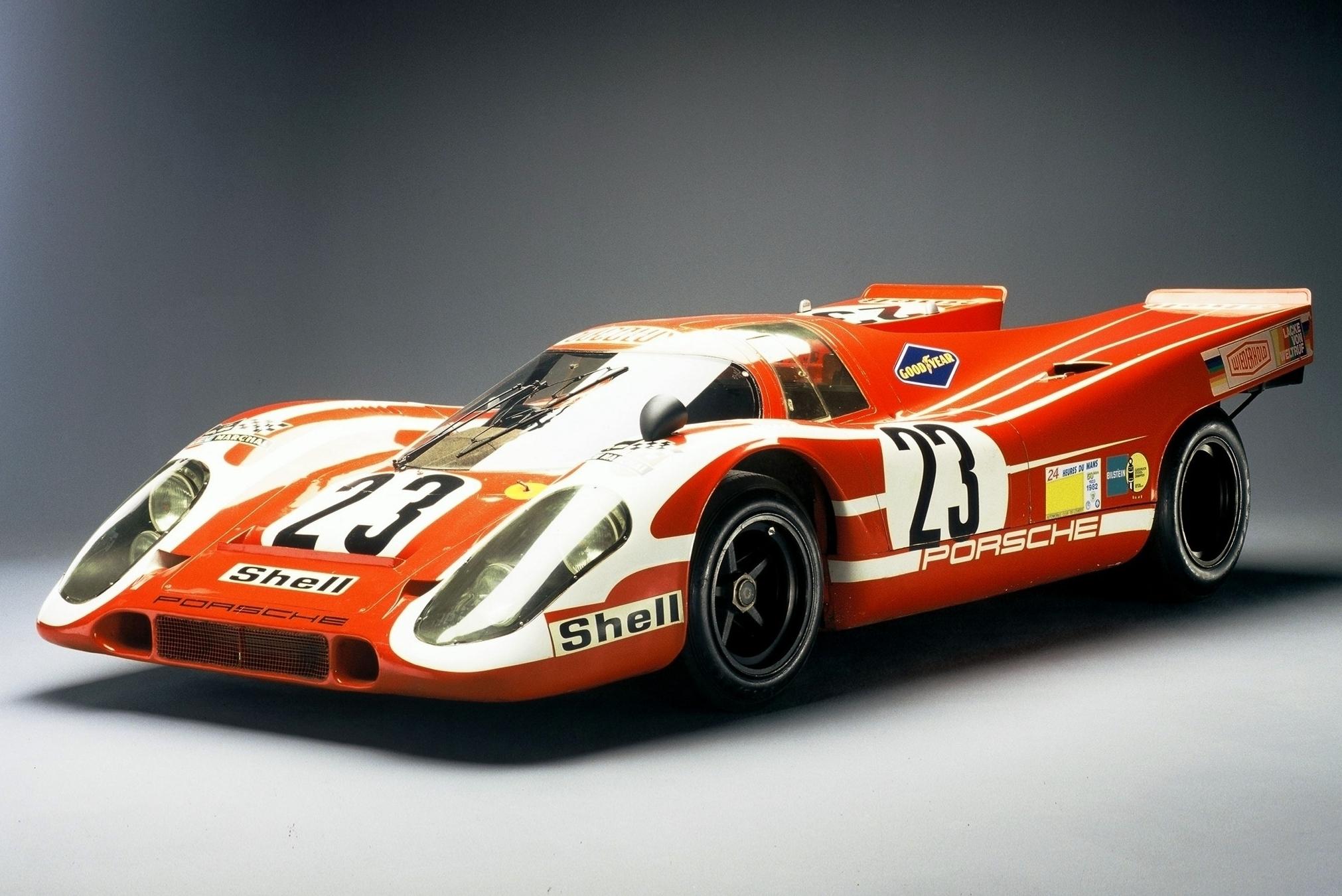 Porsche 917 Kurzheck vitorioso tinha motor flat-12 4.5