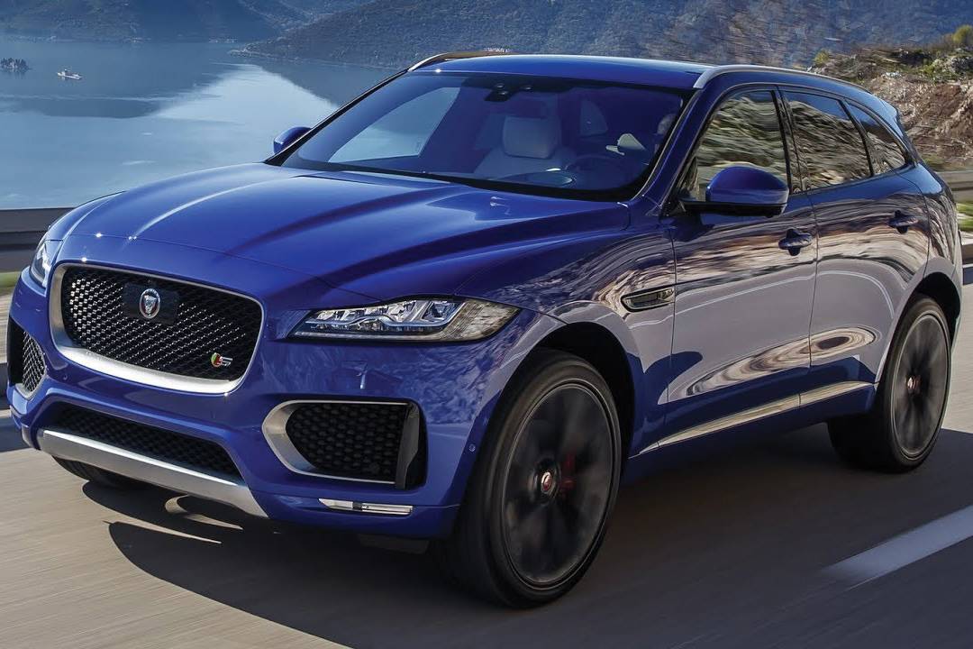 Segredo Jaguar Land Rover Vai Produzir Suv F Pace E Seda Xe No Brasil Quatro Rodas