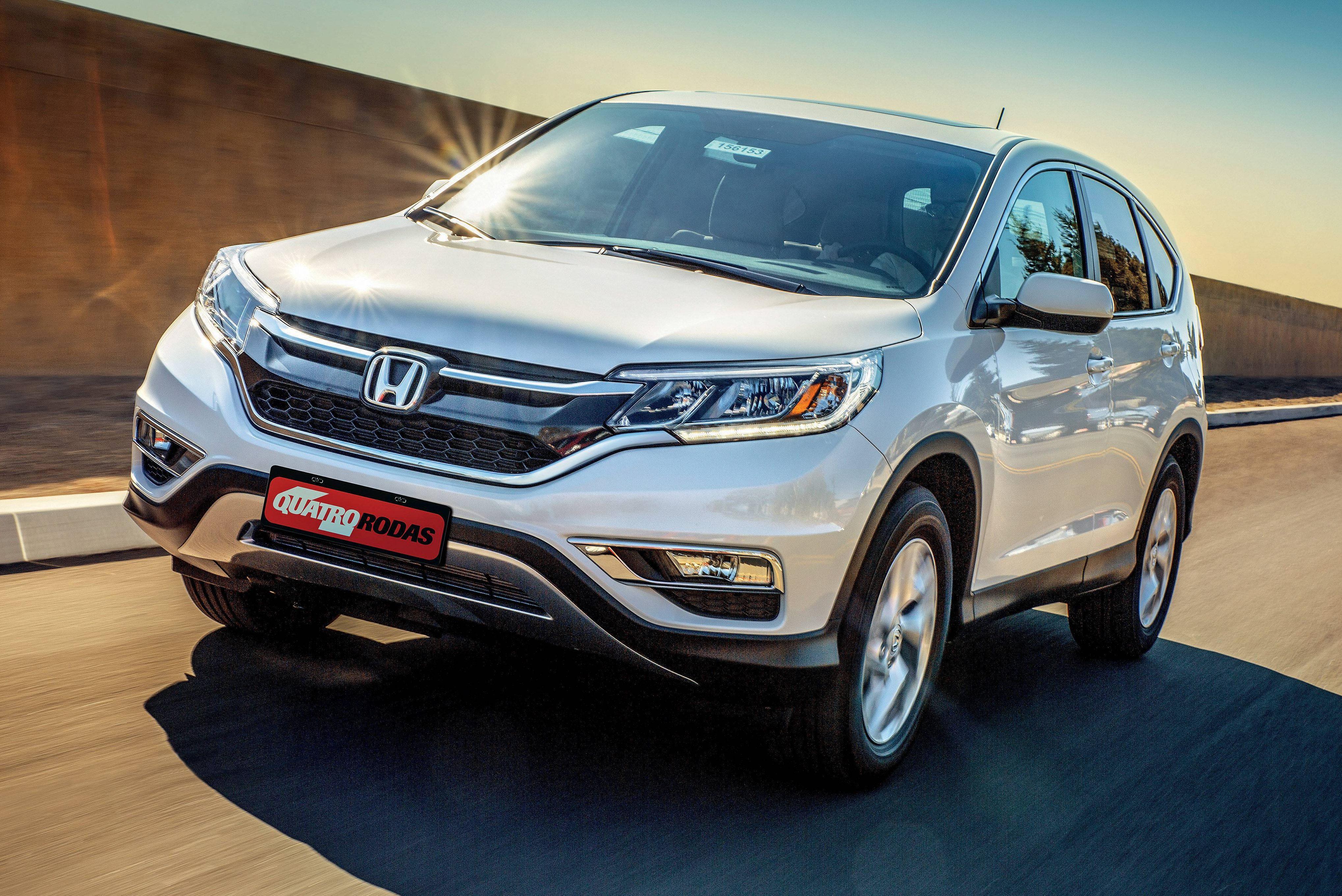 Guia De Usados Honda Cr V Traz Confiabilidade Do Civic Em Corpo De Suv Quatro Rodas