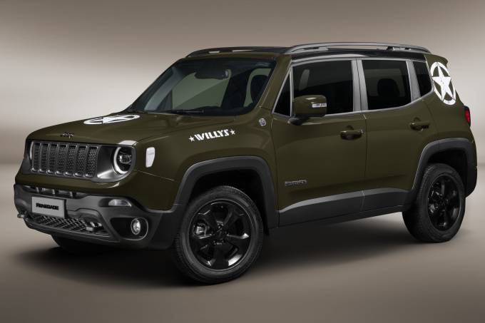 Jeep Renegade Willys 2
