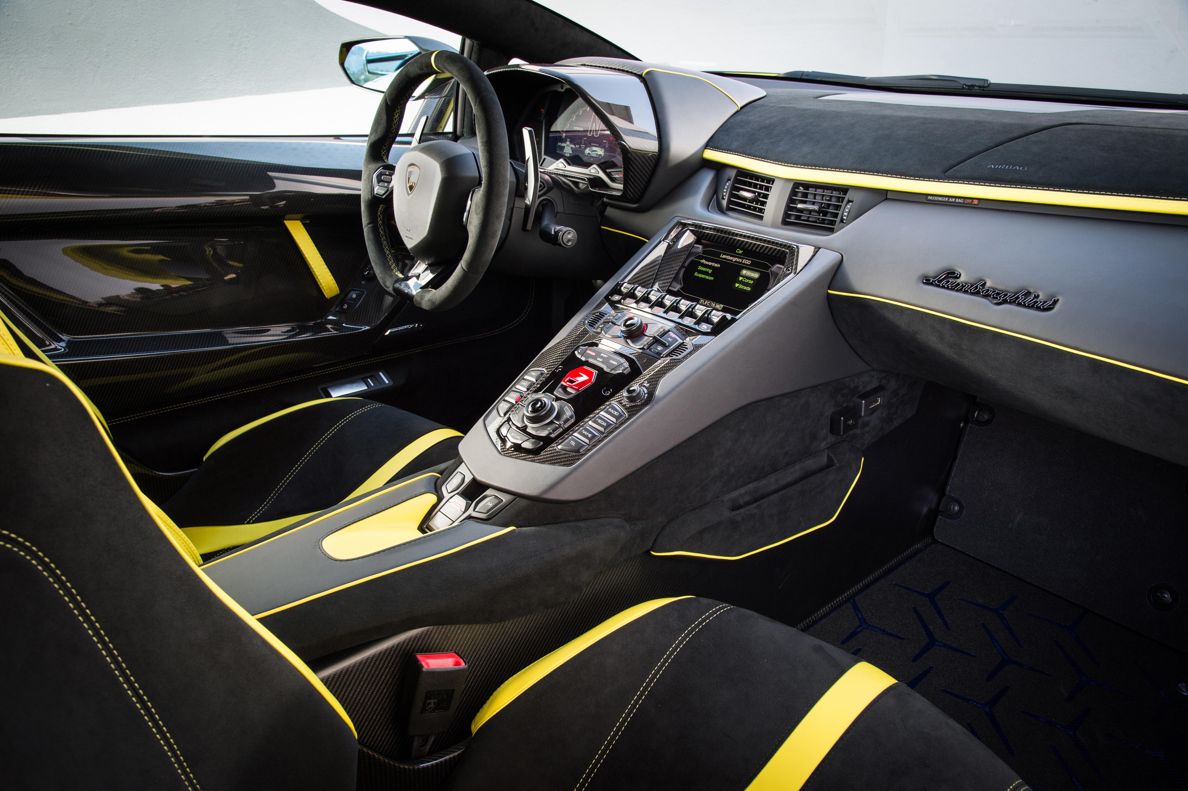 Impressoes Aventador Svj O Lamborghini Mais Rapido Da Historia Quatro Rodas