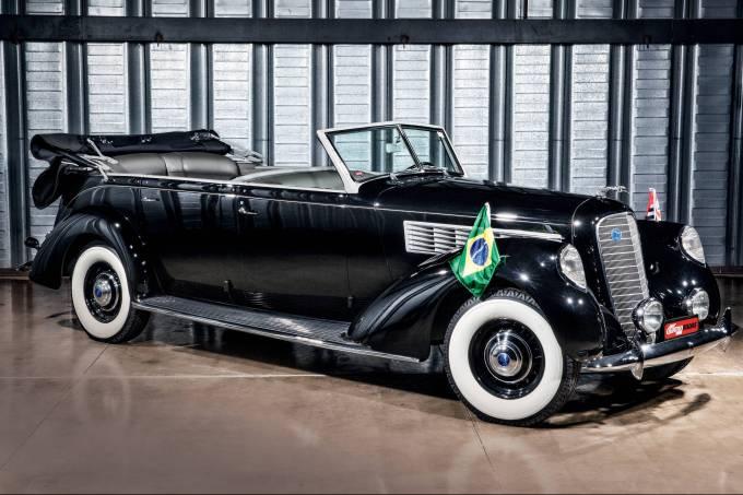 Lincoln Modelo K