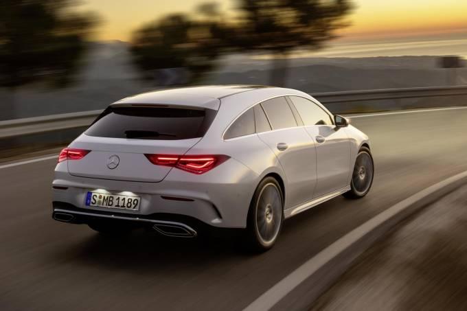 Mercedes CLA Shooting Brake (6)