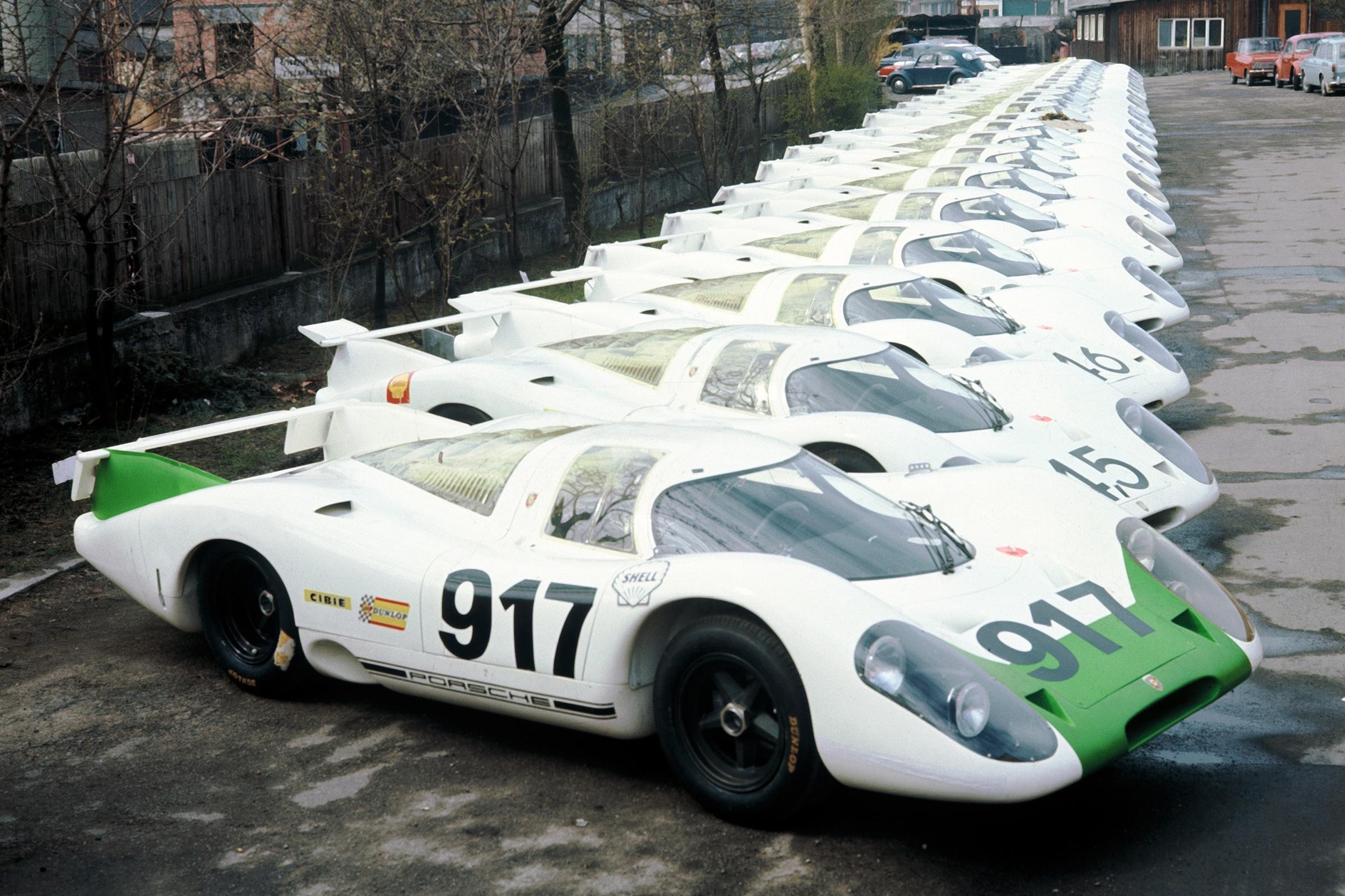 Porsche 917 Langheck de 1969