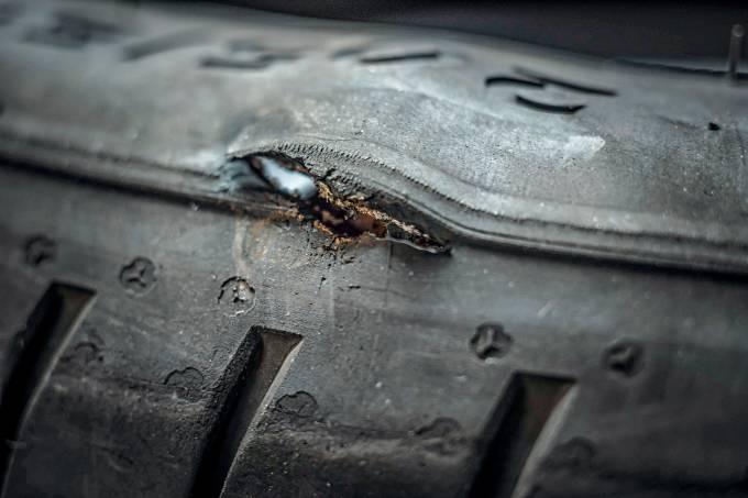 VW Virtus pneu