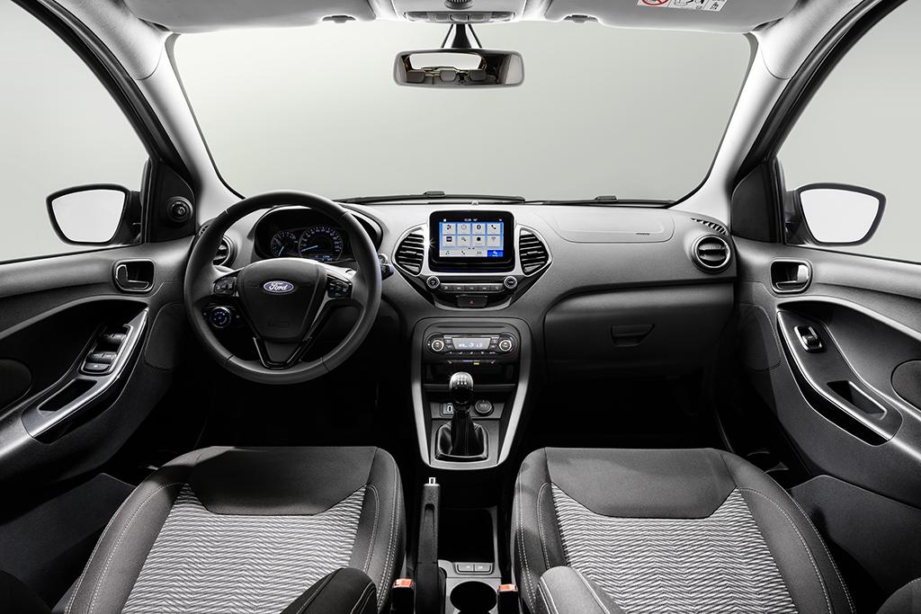 Ford Ka+ Active europeu