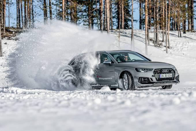 Audi Ice Experience 6