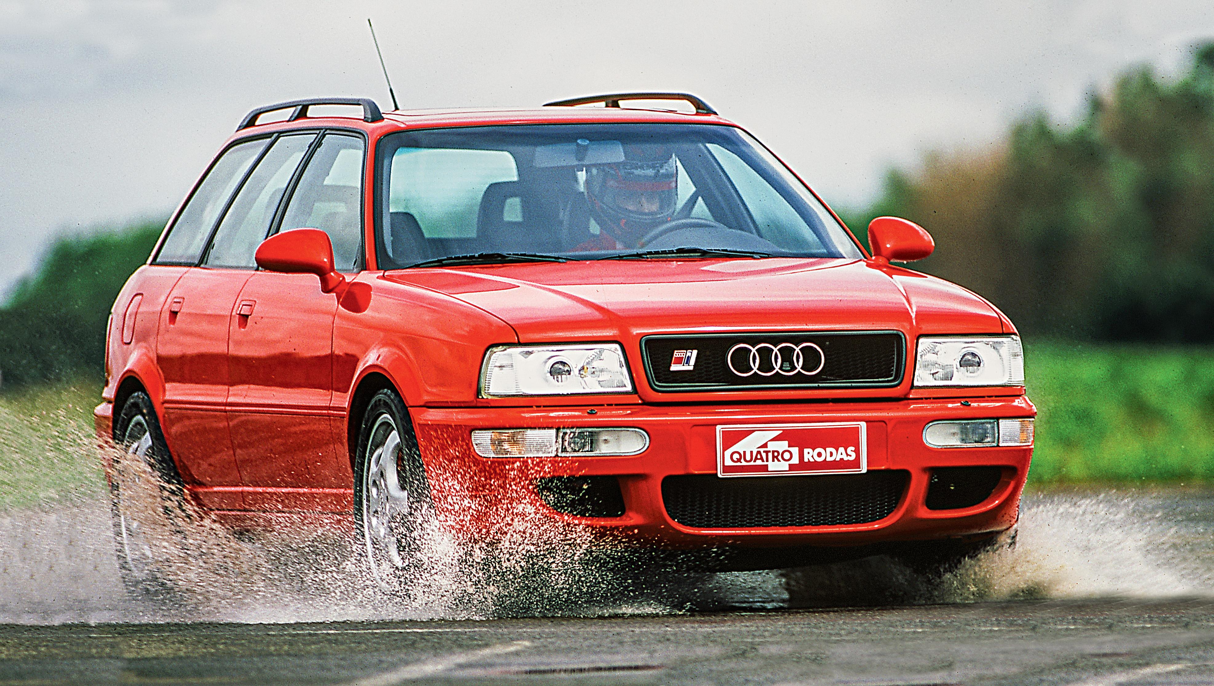 Audi Avant RS2.