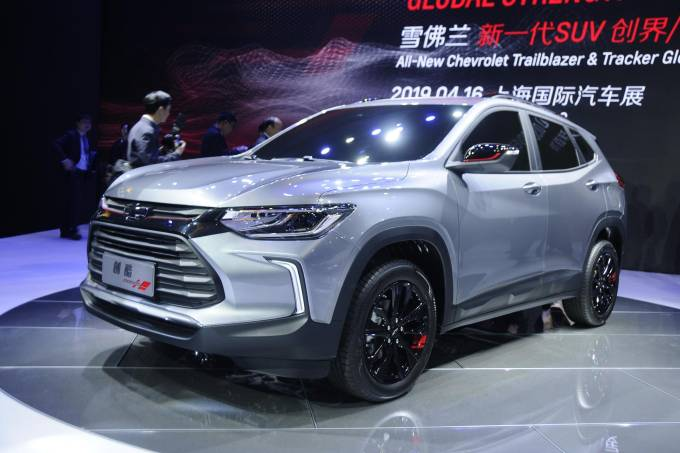 Chevrolet Tracker 2020 chinês