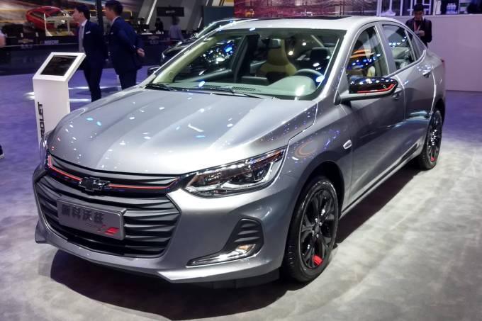 Chevrolet Onix Sedan Prisma