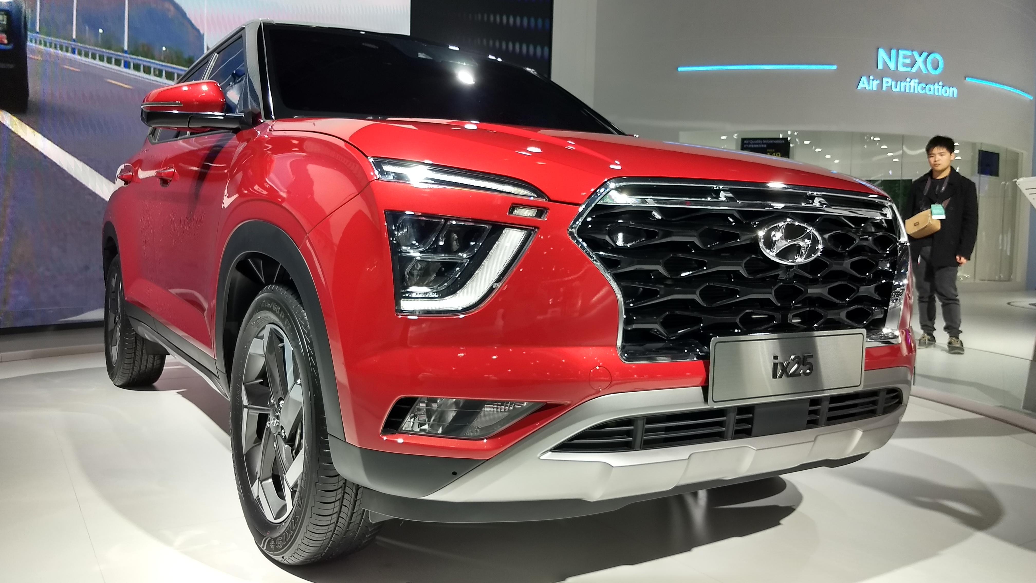 Segredo: Hyundai Creta ganhará cara chinesa e motor turbo do HB20 em 2021