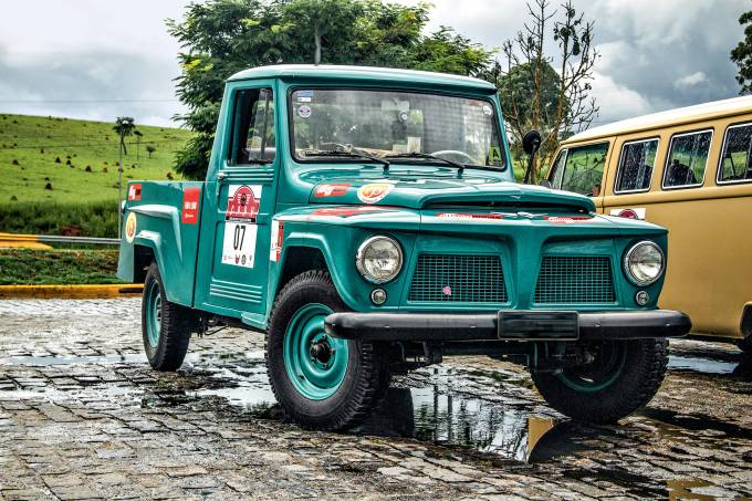 Jeep Willys1965