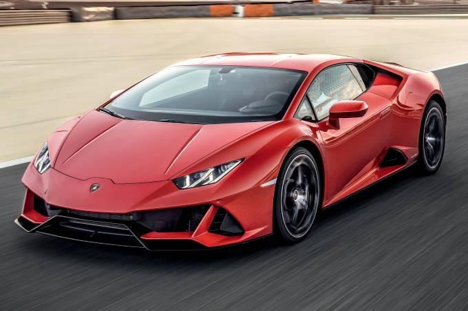 Lamborghini Huracan Evo2
