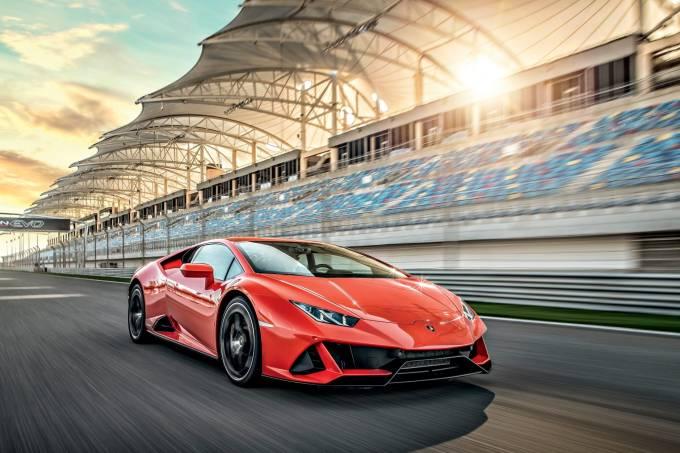 Lamborghini Huracan Evo3