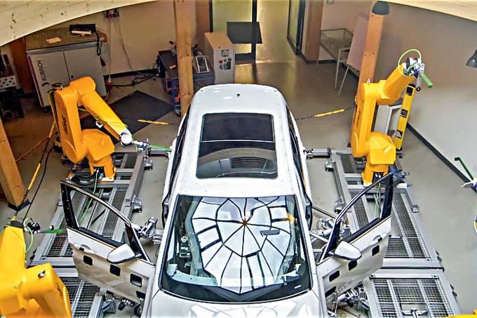 Novas Tecnologias robôs 1