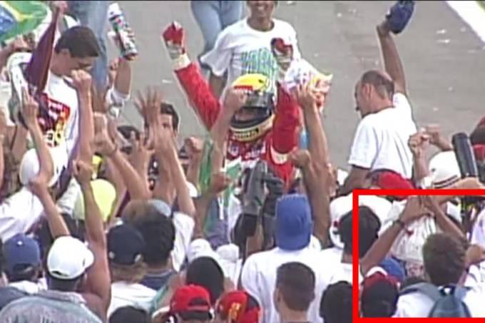 Quatro Rodas edição abril 1993 Senna