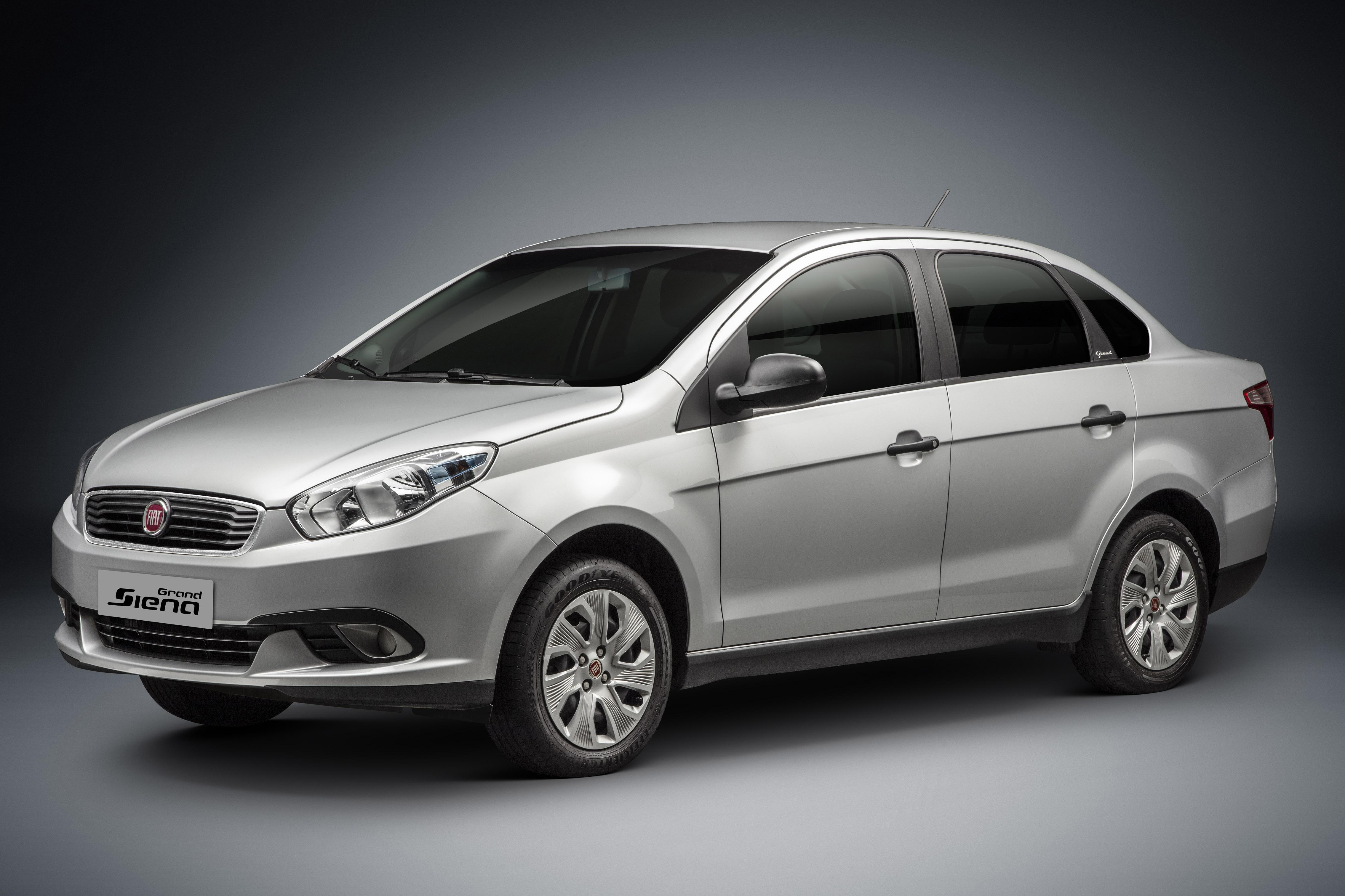 Fiat Grand Siena Passa A Vir Preparado Para Kit Gnv Por R