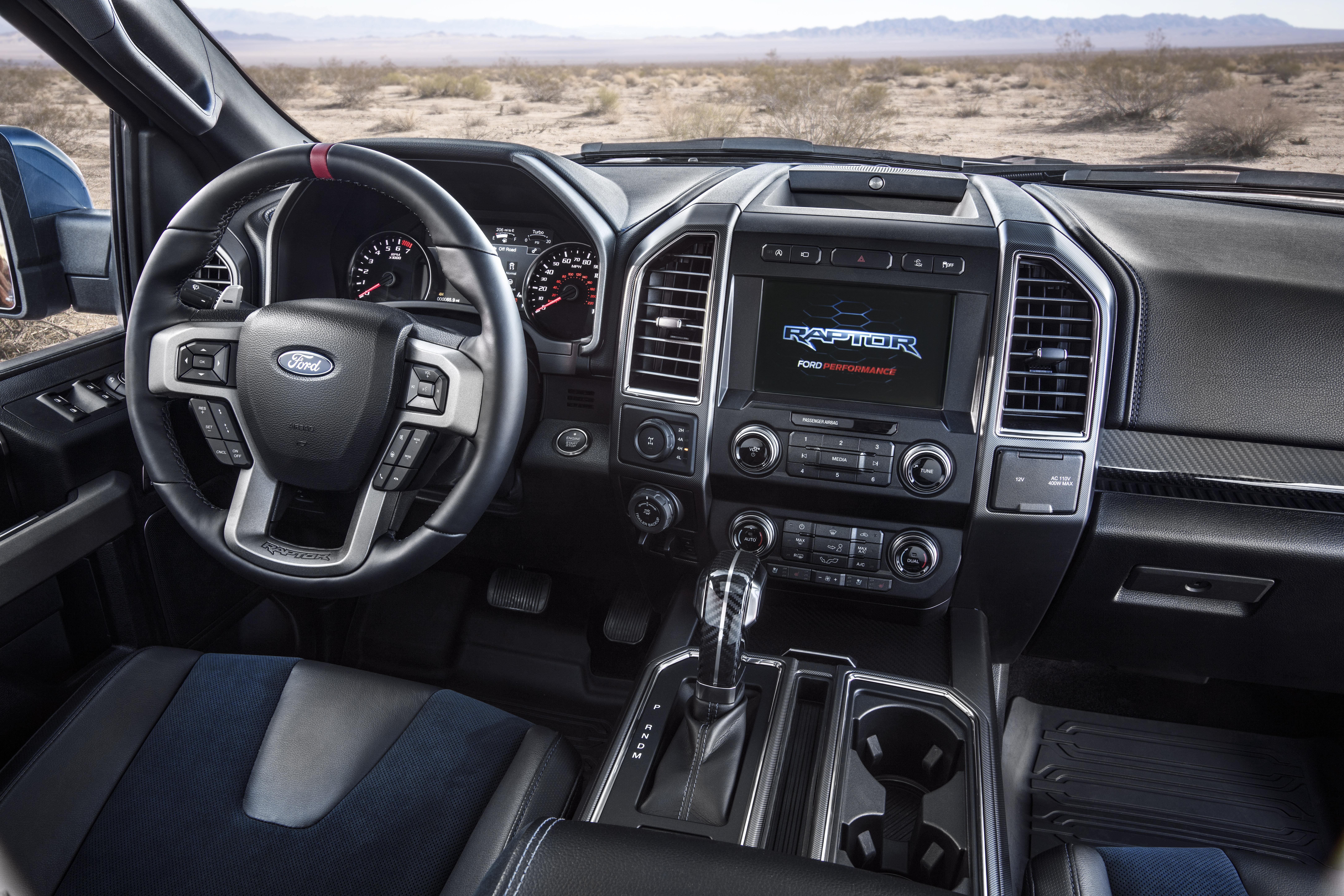 Ford F 150 Raptor 2019 Esta Ainda Melhor So Falta Ser Vendida No Brasil Quatro Rodas