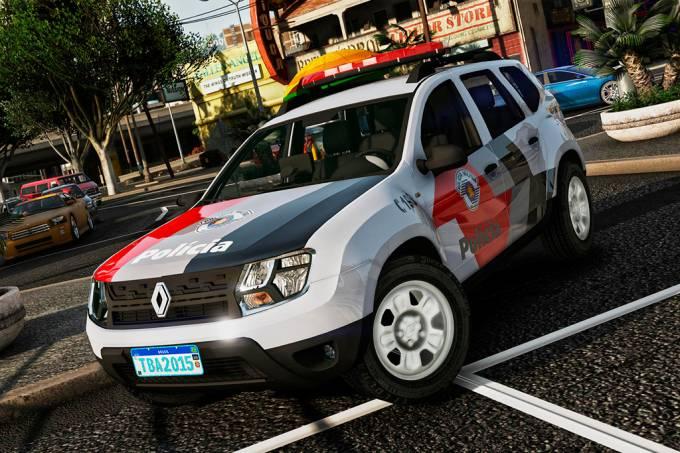 Renault Duster – GTA