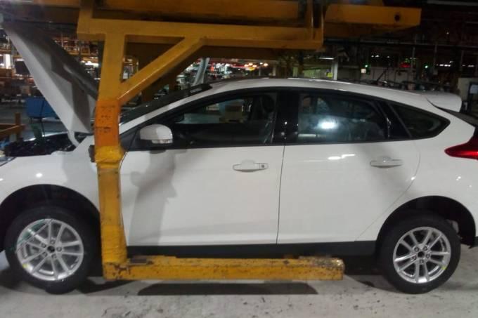 Último Ford Focus produzido na Argentina