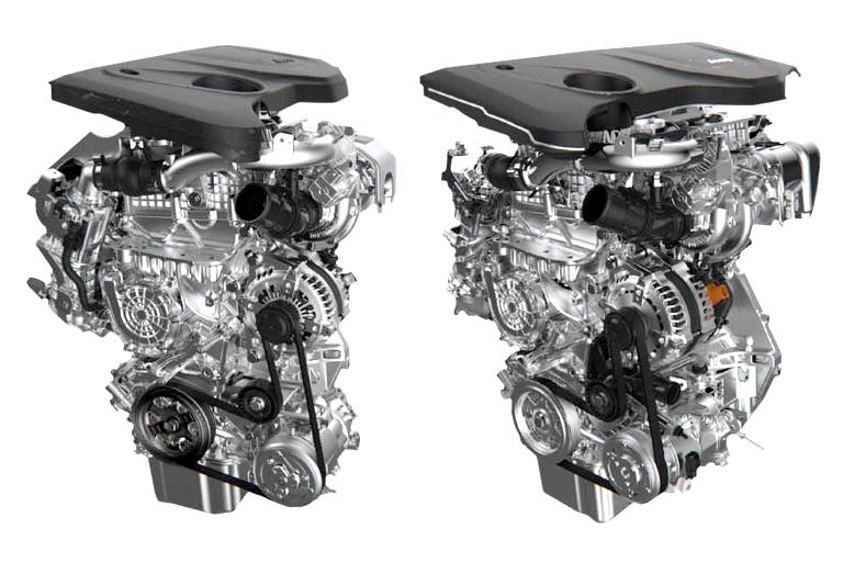Os motores 1.0 e 1.3 turbo usados na Europa