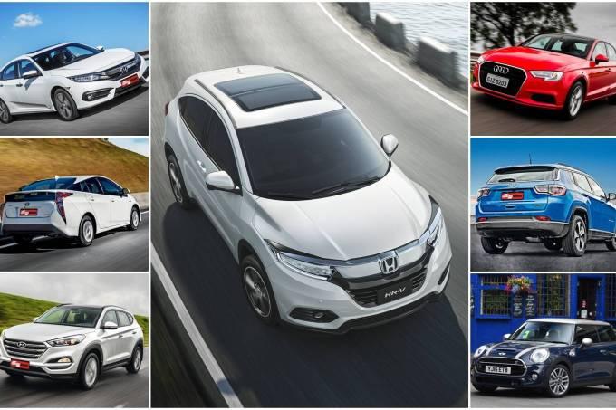 Todos contra Honda HR-V