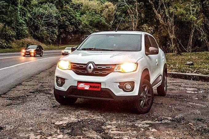 Longa Duração Renault Kwid