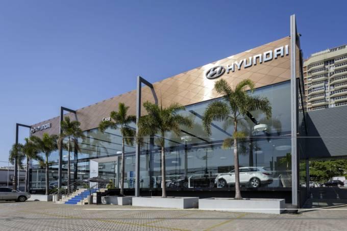 Concessionária Hyundai Caoa