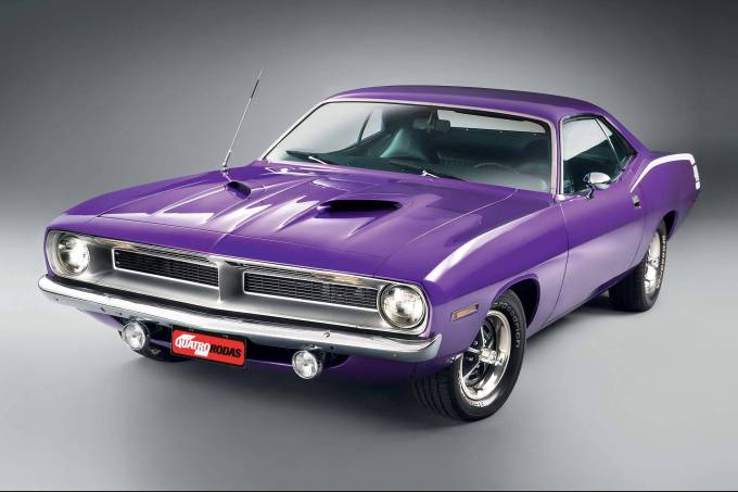 Clássicos – Plymouth Barracuda