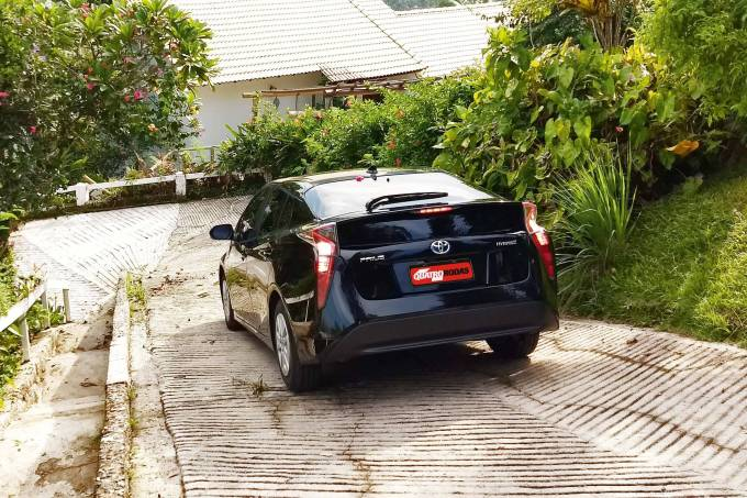 Longa Duração – Toyota Prius