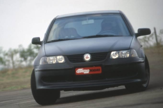 Volkswagen Gol Hëllbrugue GT4