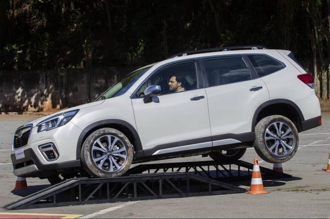 Novo Subaru Forester