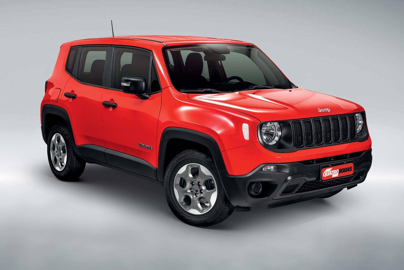 Jeep Renegade E O Carro Com Versao Para Pcd Mais Vendida Em 2019