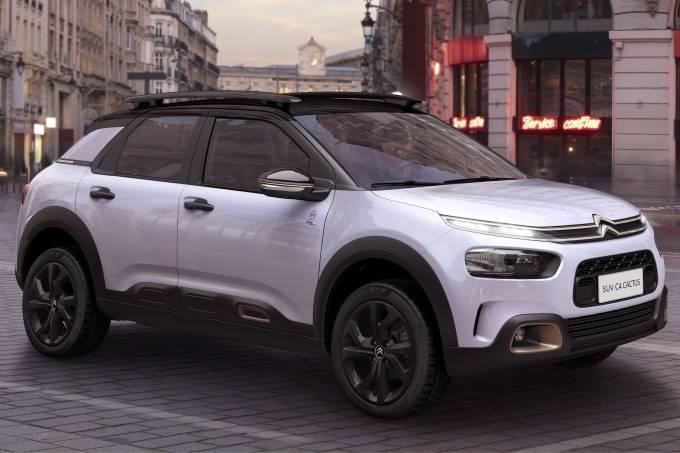 Citroën C4 Cactus 100 Anos