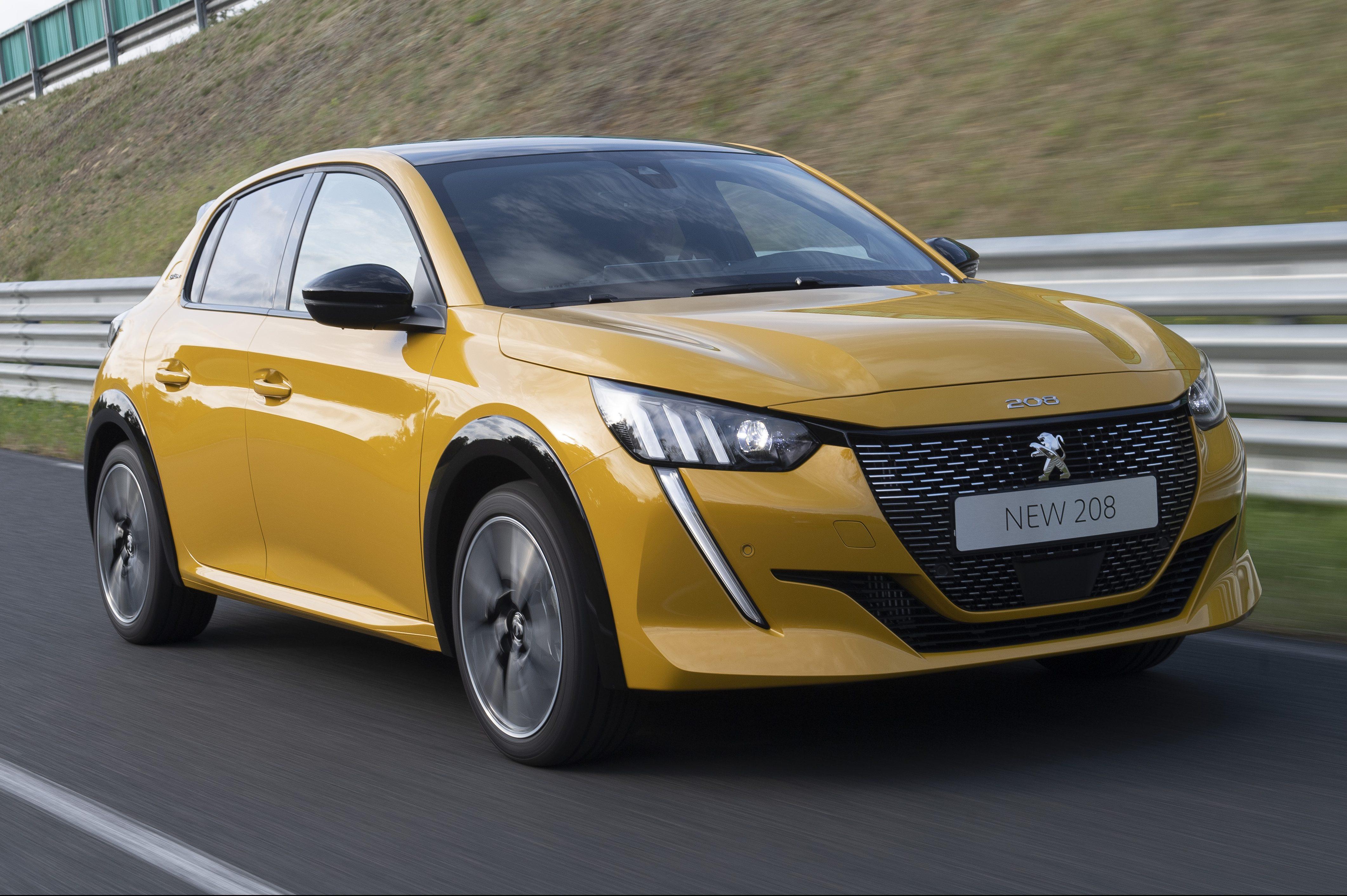 Impress U00f5es  Novo Peugeot 208 Usa Visual E Tecnologia Como
