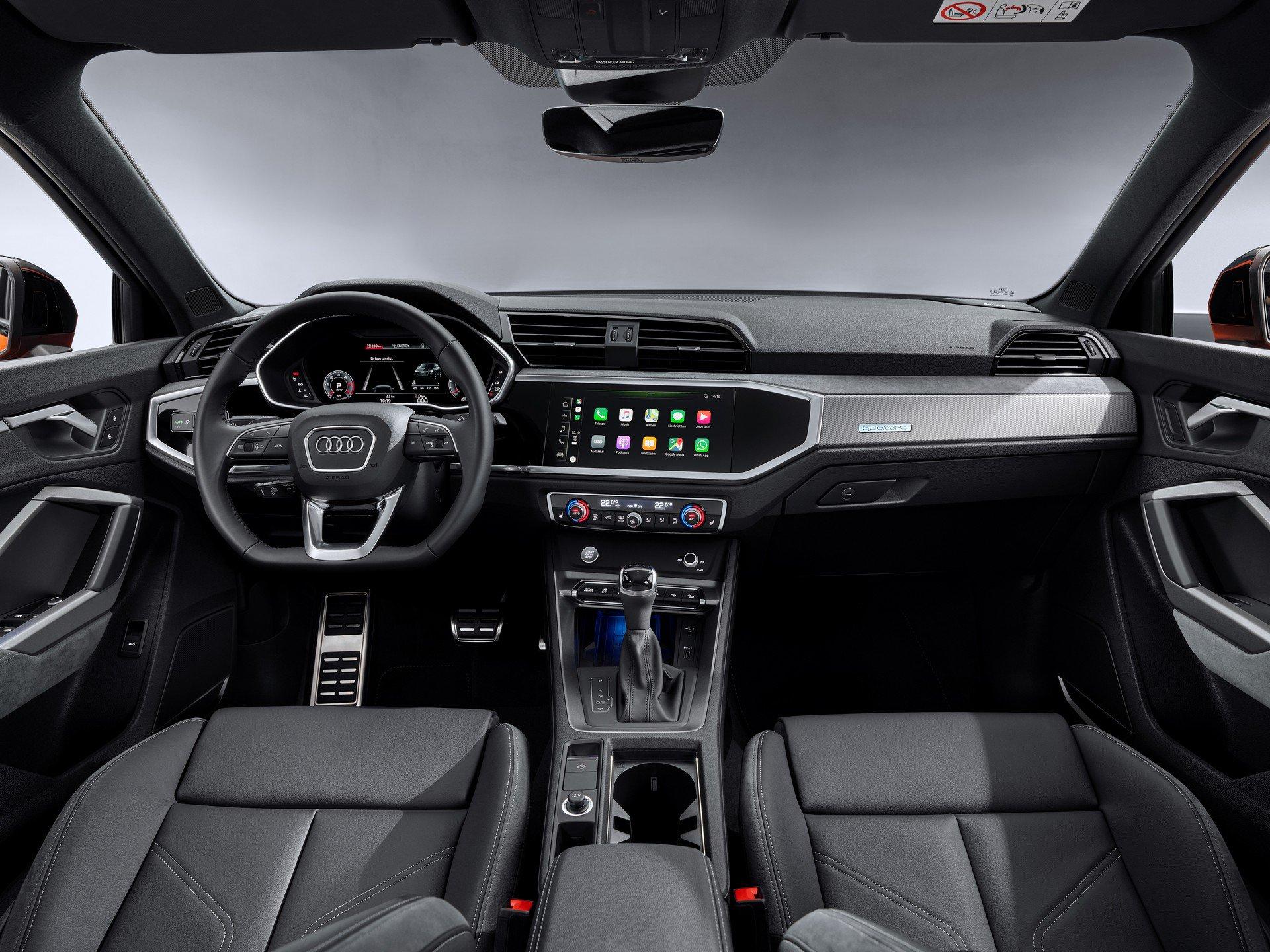 Confirmado Para O Brasil Audi Q3 Cupe Estreia Com Motor De Jetta E Golf Quatro Rodas