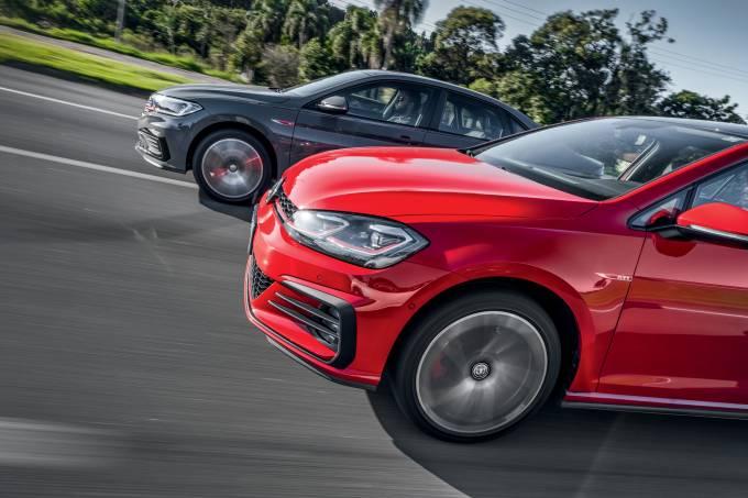 VW Jetta GLI x Golf GTI