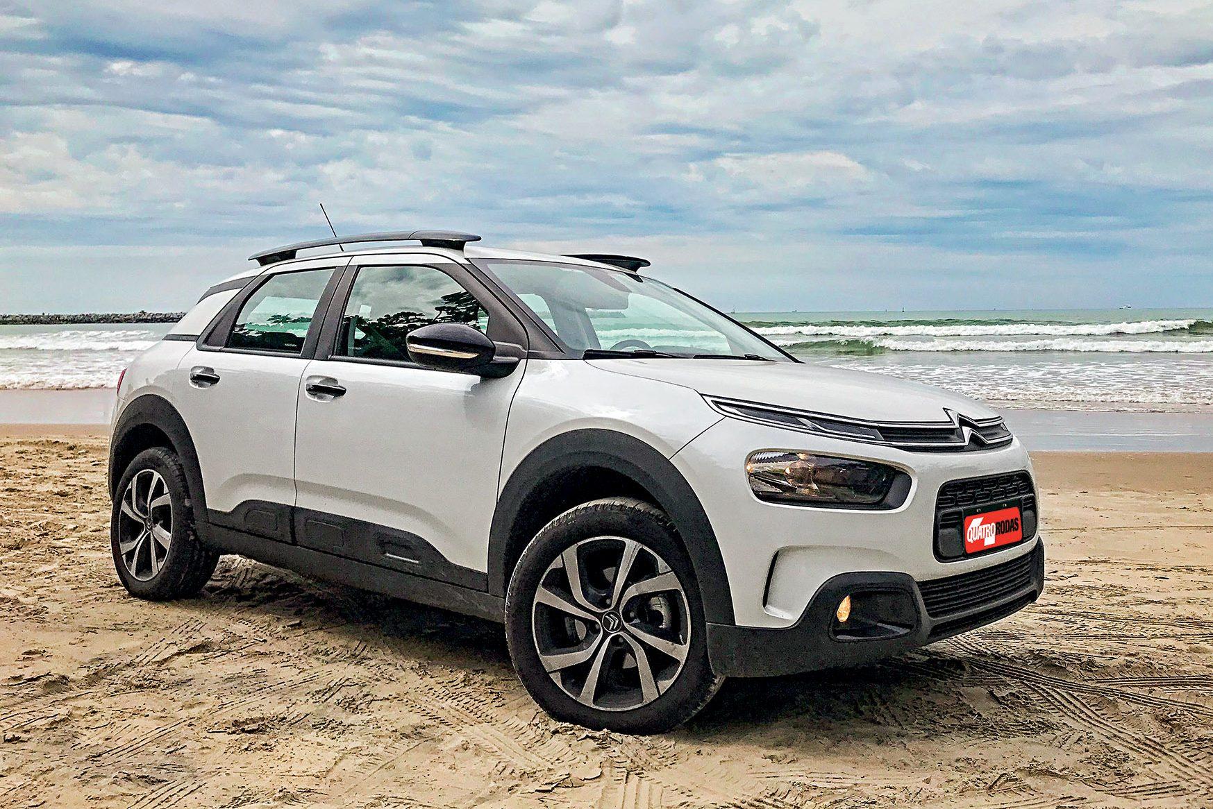Citroën C4 Cactus sai de linha na Europa