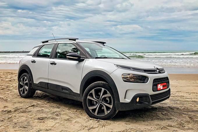 Citroën C4 Cactus Longa Duração