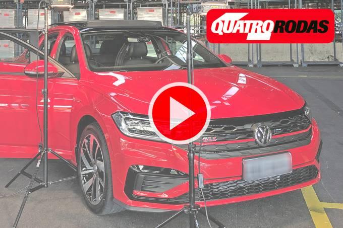 Volkswagen Jetta – capa vídeo