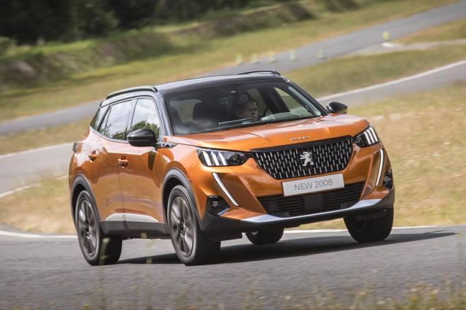 Peugeot 2008 nova geração