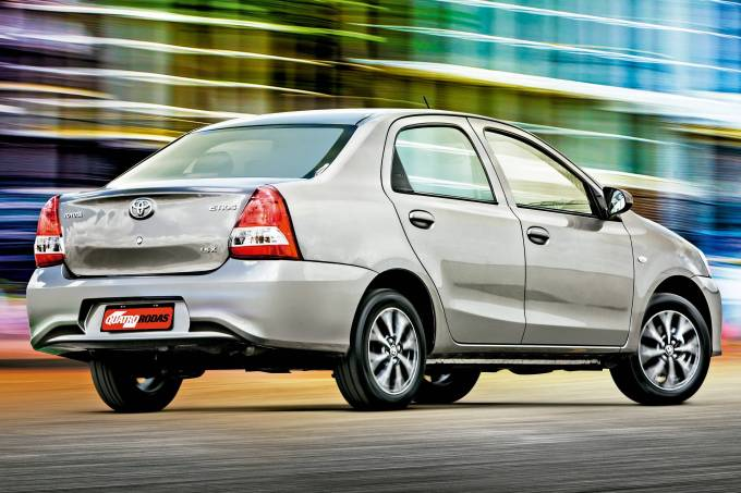 Toyota Etios Guia de Usados