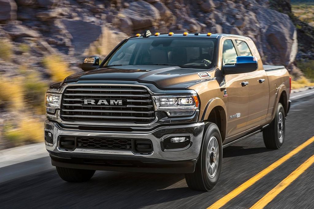 Nova Ram 2500 Chegara Ao Brasil Em Novembro Com Motor Diesel De 365 Cv Quatro Rodas